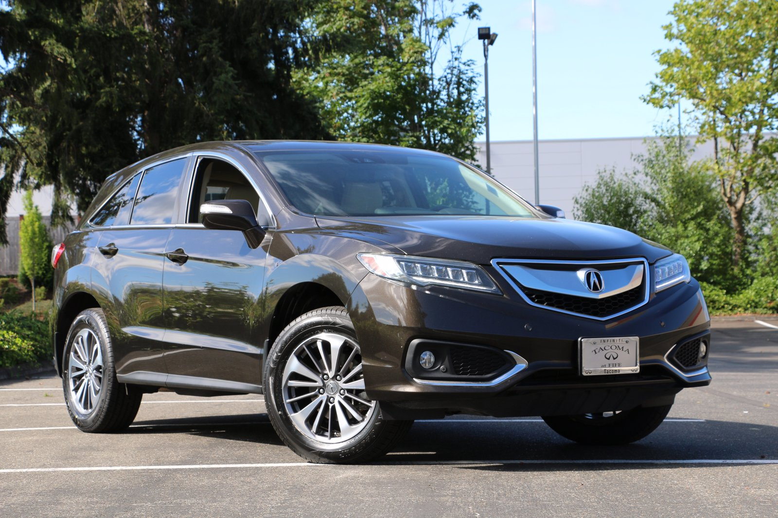 Pre-Owned 2017 Acura RDX with Advance Pkg