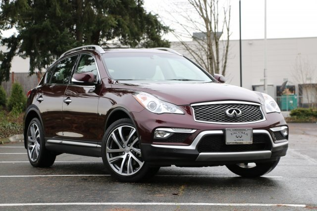 Pre-Owned 2017 INFINITI QX50