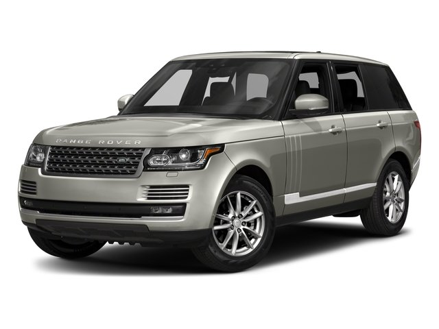Pre-Owned 2017 Land Rover Range Rover 5.0L V8 Supercharged