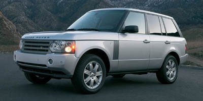 Pre-Owned 2007 Land Rover Range Rover SC