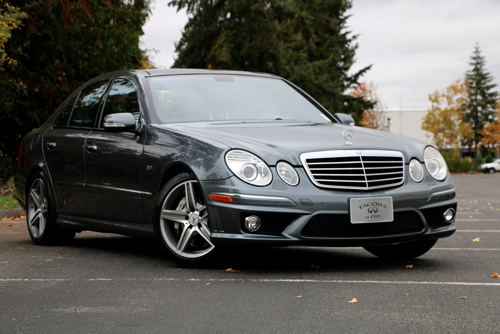 Pre-Owned 2008 Mercedes-Benz E-Class 6.3L AMG®