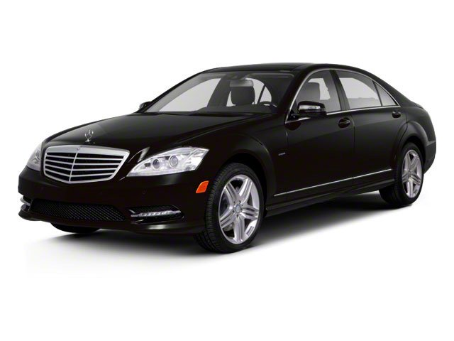 Pre-Owned 2011 Mercedes-Benz S-Class S 400 Hybrid