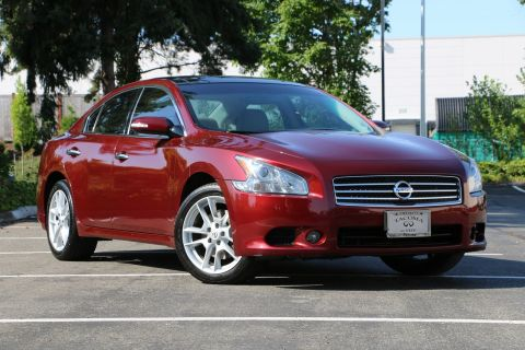 Pre-Owned 2011 Nissan Maxima 3.5 SV with Premium Pkg