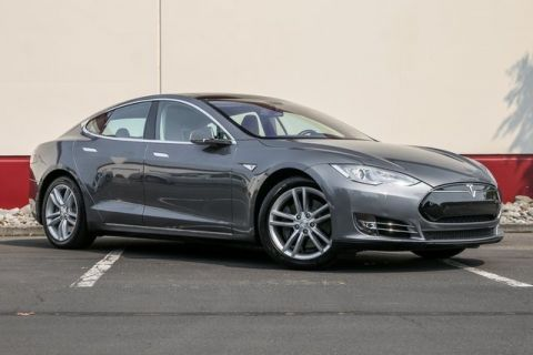 Pre-Owned 2014 Tesla Model S 85 kWh Battery