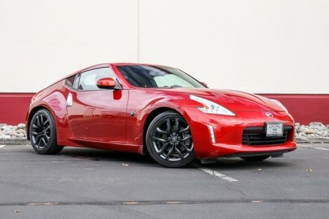Pre-Owned 2015 Nissan 370Z