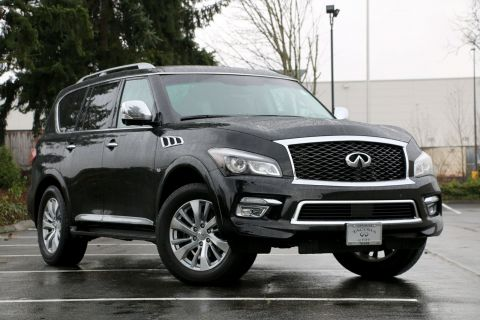 Pre-Owned 2016 INFINITI QX80