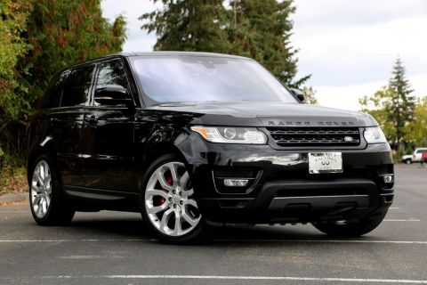 Pre-Owned 2017 Land Rover Range Rover Sport