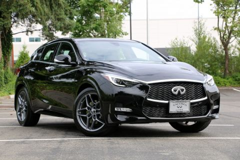 Certified Pre-Owned 2018 INFINITI QX30 SPORT