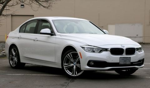 Pre-Owned 2017 BMW 3 Series 340i